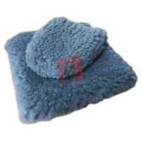 dooka OSHA wash pad and Wheel mitt set