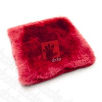 Large Red dooka Wash Pads