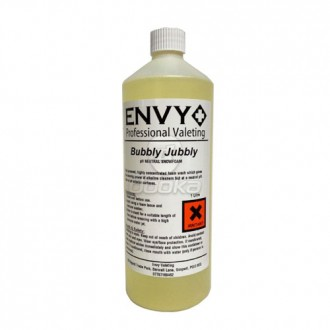 Envy Bubbly Jubbly Snow Foam