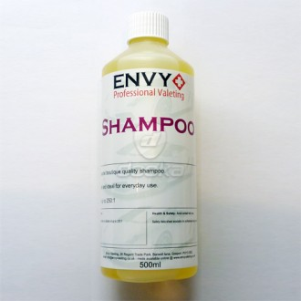 Envy Car Shampoo