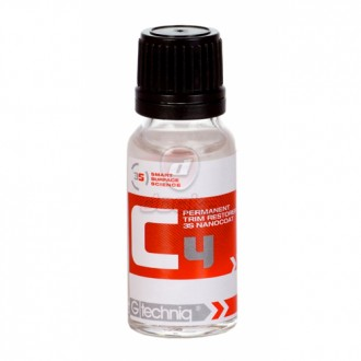 Gtechniq C4 - Trim Restorer