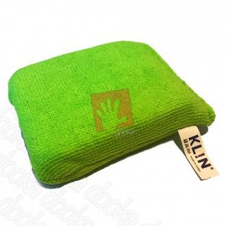 Klin Green Microfibre Applicator