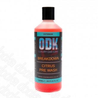 ODK - Breakdown Citrus Pre Wash