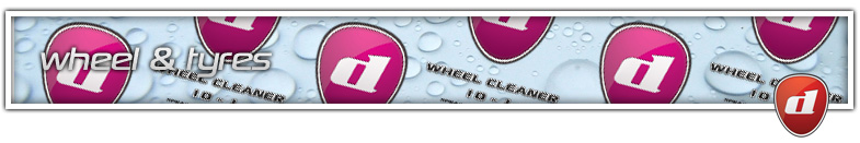 Wheel and Tyre Detailing Products - dooka detailing